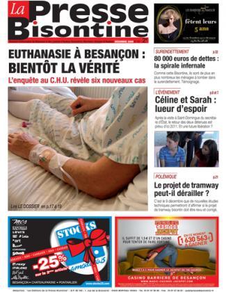 Couverture La presse bisontine n°105