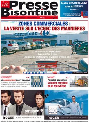 Couverture La presse bisontine n°141