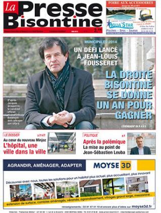 Couverture La presse bisontine n°143