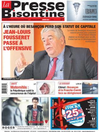 Couverture La presse bisontine n°172