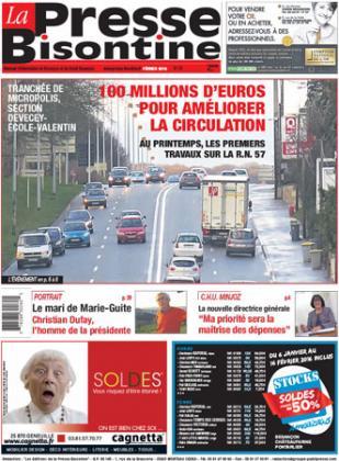Couverture La presse bisontine n°173