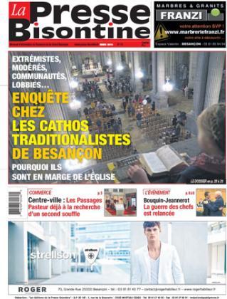 Couverture La presse bisontine n°174