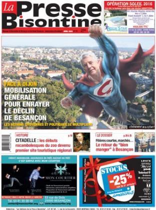 Couverture La presse bisontine n°175