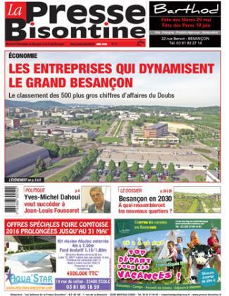 Couverture La presse bisontine n°177