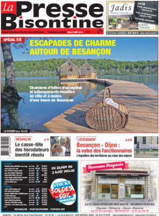 Couverture La Presse Bisontine n°178