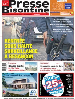 Couverture La Presse Bisontine n°179