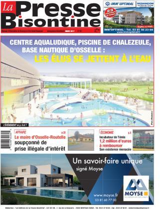 Couverture La Presse Bisontine n°185