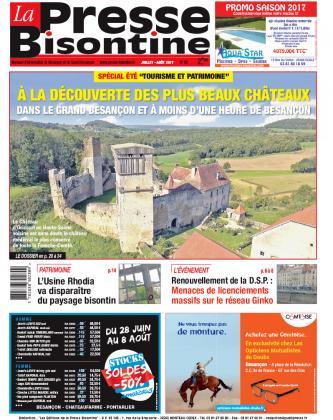 Couverture La Presse Bisontine n°189