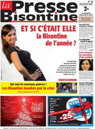 Couverture La presse bisontine n°94