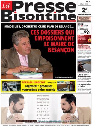 Couverture La presse bisontine n°97