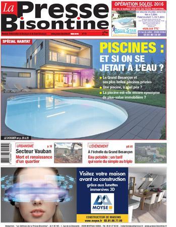 Couverture La presse bisontine n°176